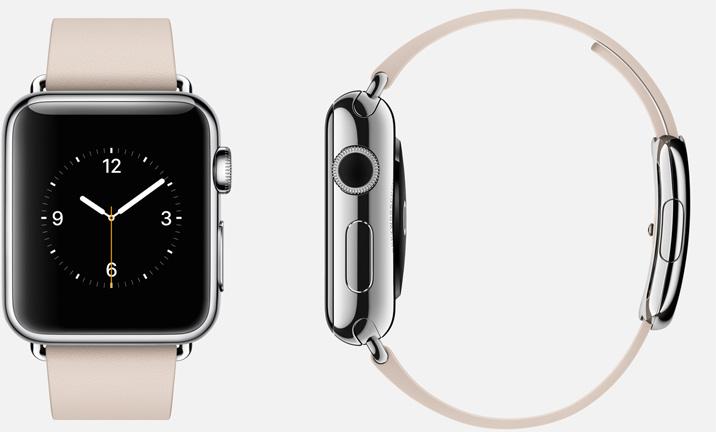 Видео обзор смарт-часов Apple Watch