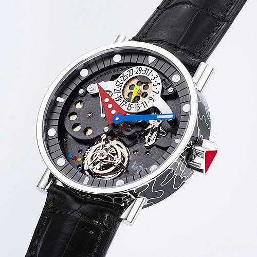 Продать часы Alain Silberstein в Минске